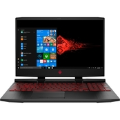 HP Omen 15 15.6 in. Intel Core i7 2.2GHz 8GB 256GB Gaming Notebook