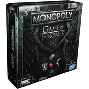 Hasbro Monopoly Game of Thrones Board Game for Adults