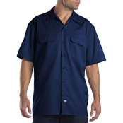 Dickies Flex Relaxed Fit Twill Work Shirt
