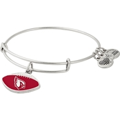 Alex and Ani NFL Arizona Cardinals Color Infusion Charm Bangle Bracelet