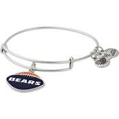 Alex and Ani NFL Chicago Bears Color Infusion Charm Bangle Bracelet