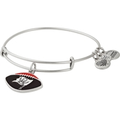 Alex and Ani NFL Tampa Bay Buccaneers Color Infusion Charm Bangle Bracelet