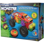The Learning Journey Techno Gears Remote Control Monster Truck