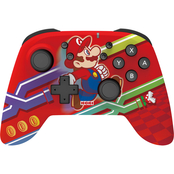 Hori Wireless Horipad Mario Edition for Nintendo Switch
