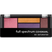 Full Spectrum So Saturated - Quad Eyeshadow Palette