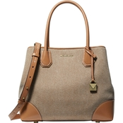 Michael Kors Mercer Canvas Tote