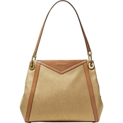 Michael Kors Raven Shoulder Tote