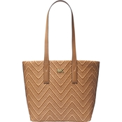 Michael Kors Junie Chevron Medium Tote