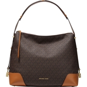 Michael Kors Crosby Large Shoulder Bag