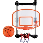 National Sporting Goods Over the Door Basketball Set