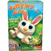 Pressman Toy Jumping Jack Game