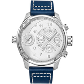JBW G3 Leather Watch J6325A