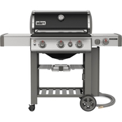 Weber Genesis II Series E-330 Black Natural Gas Grill