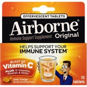 Airborne Original Effervescent Tablets 10 pk.