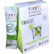 Minute Mixology Coconut Mojito Mix, 8 pk.