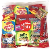 Variety Fun Candy Party Mix Care Package 40 ct.