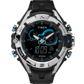 Timex Men's DGTL 47mm Digital Tachymetre Watch TW5M23000