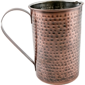 Thirstystone Antique Hammered Copper Pitcher