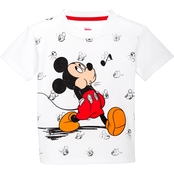 Extreme Concepts Toddler Boys Mickey Mouse Tee