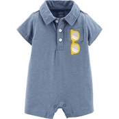 Carter's Infant Boys Sunglasses Polo Romper