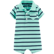 Carter's Infant Striped Polo Shirt