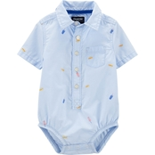 OshKosh B'gosh Infant Boys Food Print Bodysuit