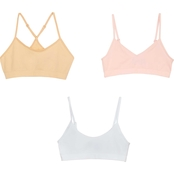 Maidenform Girls Bra 3 pk.