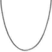 Robert Manse Men's Sterling Silver Sumbu Kompor Chain 24 in.