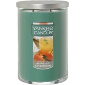 Yankee Candle Alfresco Afternoon Large 2-Wick Tumbler Candle