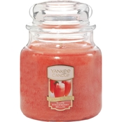 Yankee Candle White Strawberry Bellini Jar Candle, Medium