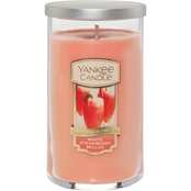 Yankee Candle White Strawberry Bellini Medium Perfect Pillar Candle