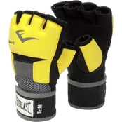Everlast EverGel Glove Wraps Black Gold