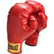 Everlast Youth Boxing Gloves, Red