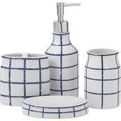 Sparrowhawk Landon 4 pc. Completer Bath Accessory Set