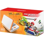 New Nintendo 2DS XL Mario Kart 7 Bundle