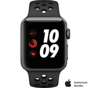 Apple Watch Nike+ Series 3 GPS + Cellular Aluminum Case with Nike Sport Band