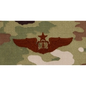 Senior Unmanned Aircraft Systems Badge Sew-On (OCP)