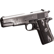Auto Ordnance Victory Girls 1911 45 ACP 5 in. Barrel 7 Rds Pistol Black