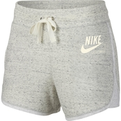 Nike Vintage Color Block Gym Shorts
