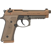 Beretta M9A3-G 9mm 5 in. Barrel 17 Rnd 3 Mag Pistol Black