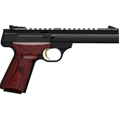 Browning Buck Mark Field Target 22 LR 5.5 in. Barrel 10 Rds Pistol Black