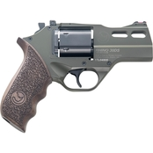 Chiappa Firearms Rhino 30DS 357 Mag 3 in. Barrel 6 Rds Revolver Nickel