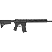 Bravo Company Recce 14 KMR-A Carbine 556NATO 16 in. Barrel 30 Rnd Rifle Black
