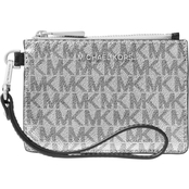 Michael Kors Small Coin Purse, Silver