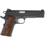 Springfield Loaded 45 ACP 5 in. Barrel 7 Rds 2-Mags NS Pistol Black