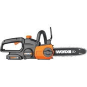 WORX 10 in. Cordless Chainsaw