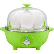 Elite Cuisine Automatic Easy 7 Egg Cooker