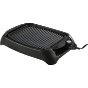 Elite Cuisine 13 in. Nonstick Countertop Grill