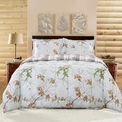 RealTree Reversible Comforter Set