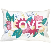 Homewear Love Decorative Pillow